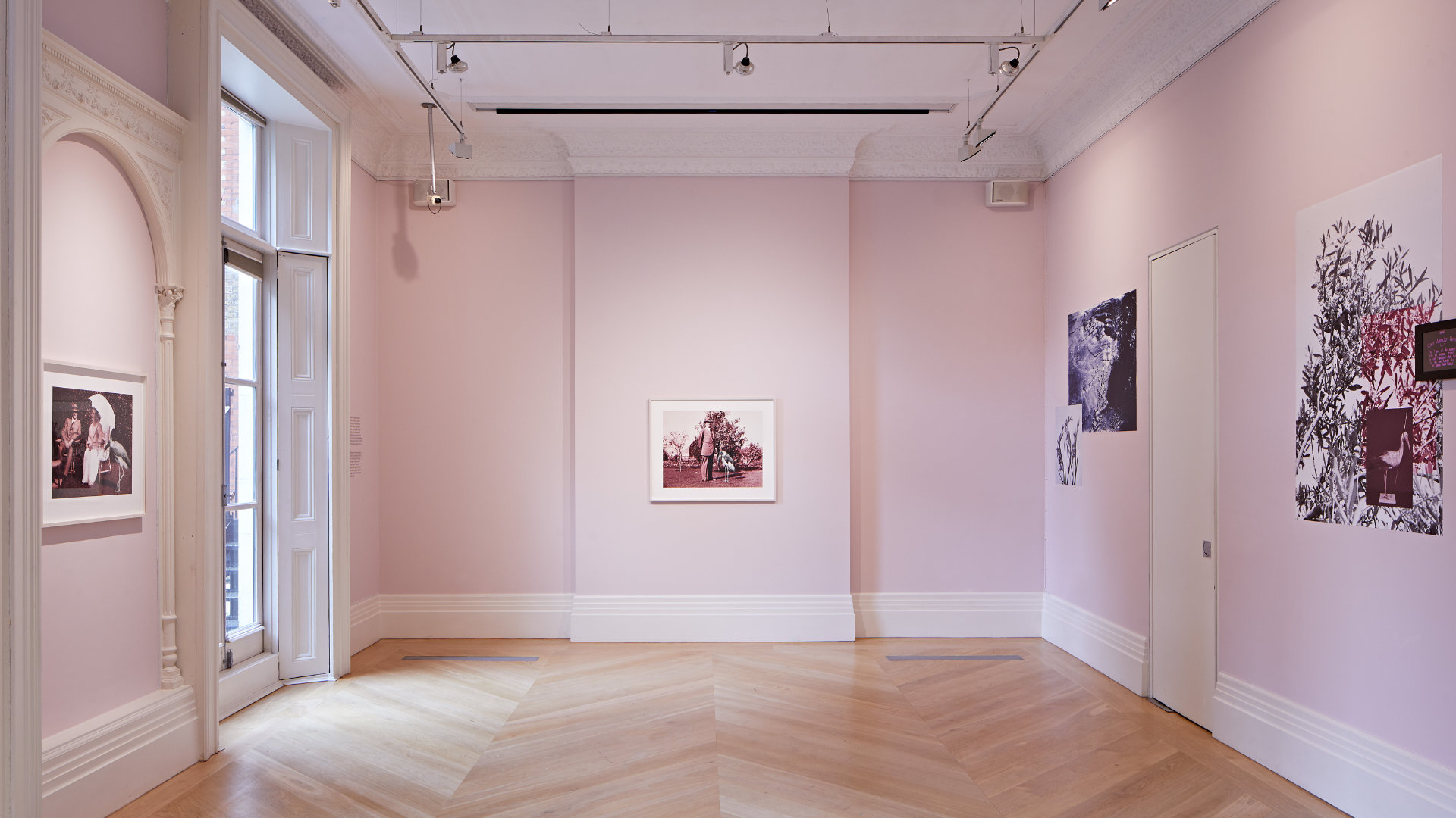 Photographs by Andy Stagg, courtesy of The Mosaic Rooms